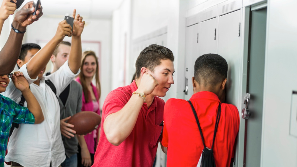 How Your Students can Intervene on Behalf of Their Peers to Prevent Bullying in High School