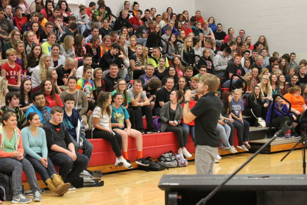 Middle School Assemblies that leave an Impact